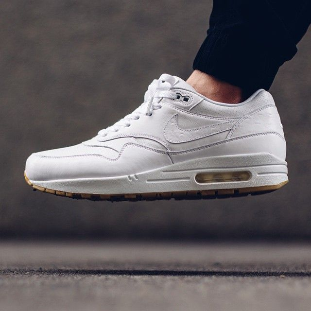 new products e396f debf7 Nike Air Max 1 Leather PA