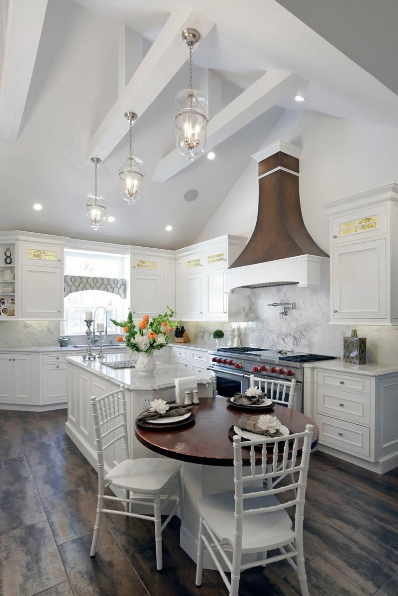 35 kitchens with vaulted ceilings photo gallery vaulted ceiling kitchen kitchen design on kitchen cabinets vaulted ceiling id=91034
