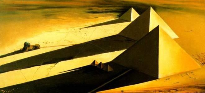 Dalí piramides