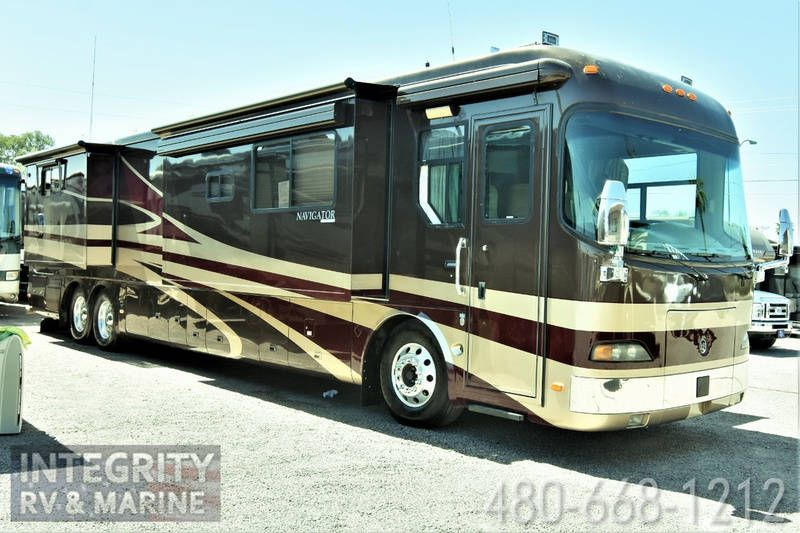 2004 Holiday Rambler Navigator 43PBQ for sale Mesa, AZ