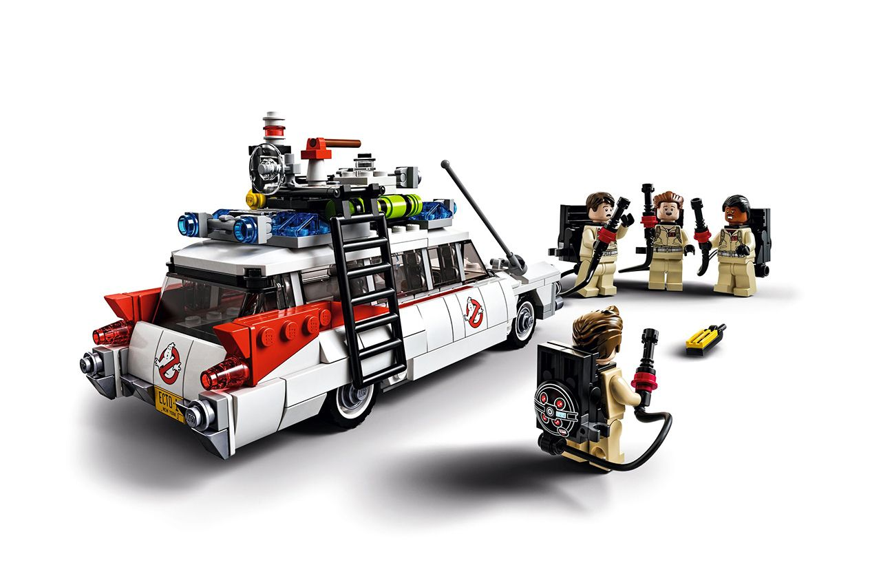 Lego Ghostbusters 30th Anniversary Set Caca Fantasmas Fantasmas Os Caca Fantasmas