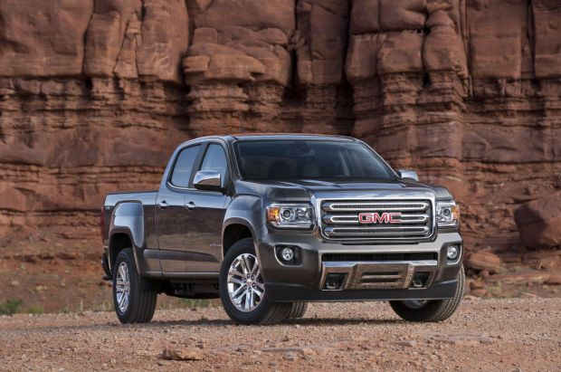 Gmc Canyon Crew Cab Picture Gmc Canyon Canyon Truck Chevrolet
