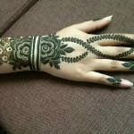 Stunning Girls Eid –Ul –Adha Mehndi Designs 2016