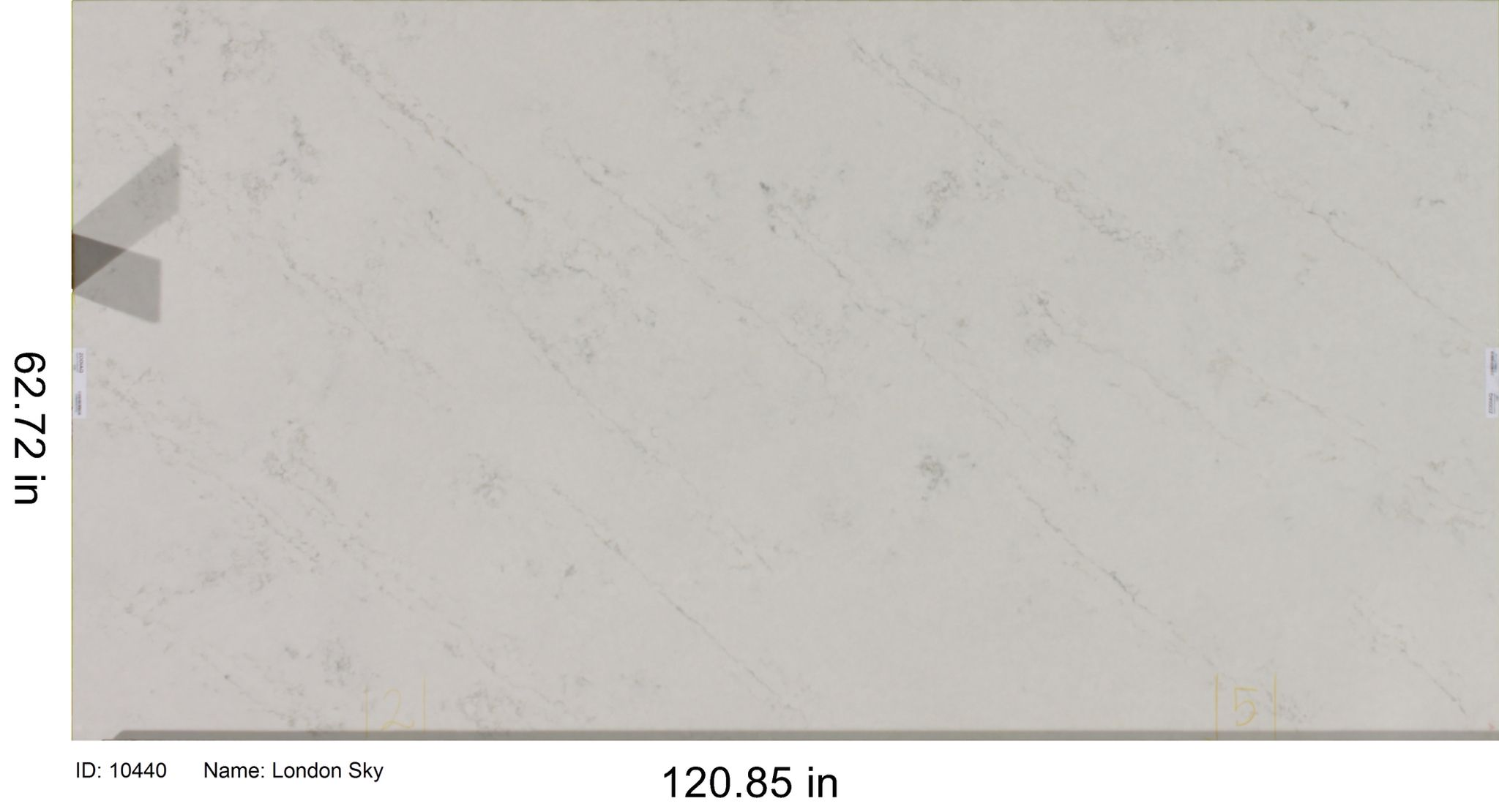 Slab Of Zodiaq London Sky Quartz Countertop By Dupont Kitchen Refresh Kitchen Design Quartz Countertops