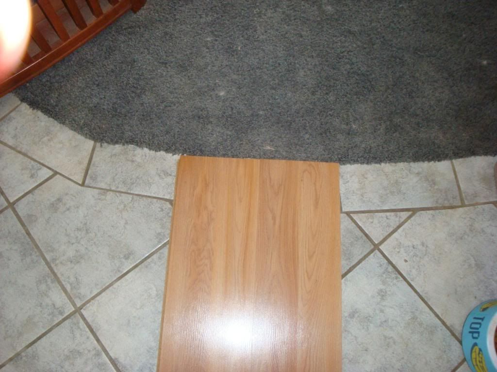 Putting Ceramic Tile Over Wood Floor Httpdreamhomesbyrob