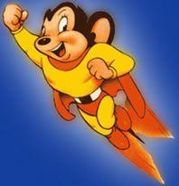 Super Raton Electrica Dibujos Animados Personajes Personajes De Dibujos Animados Clasicos Y Dibujos