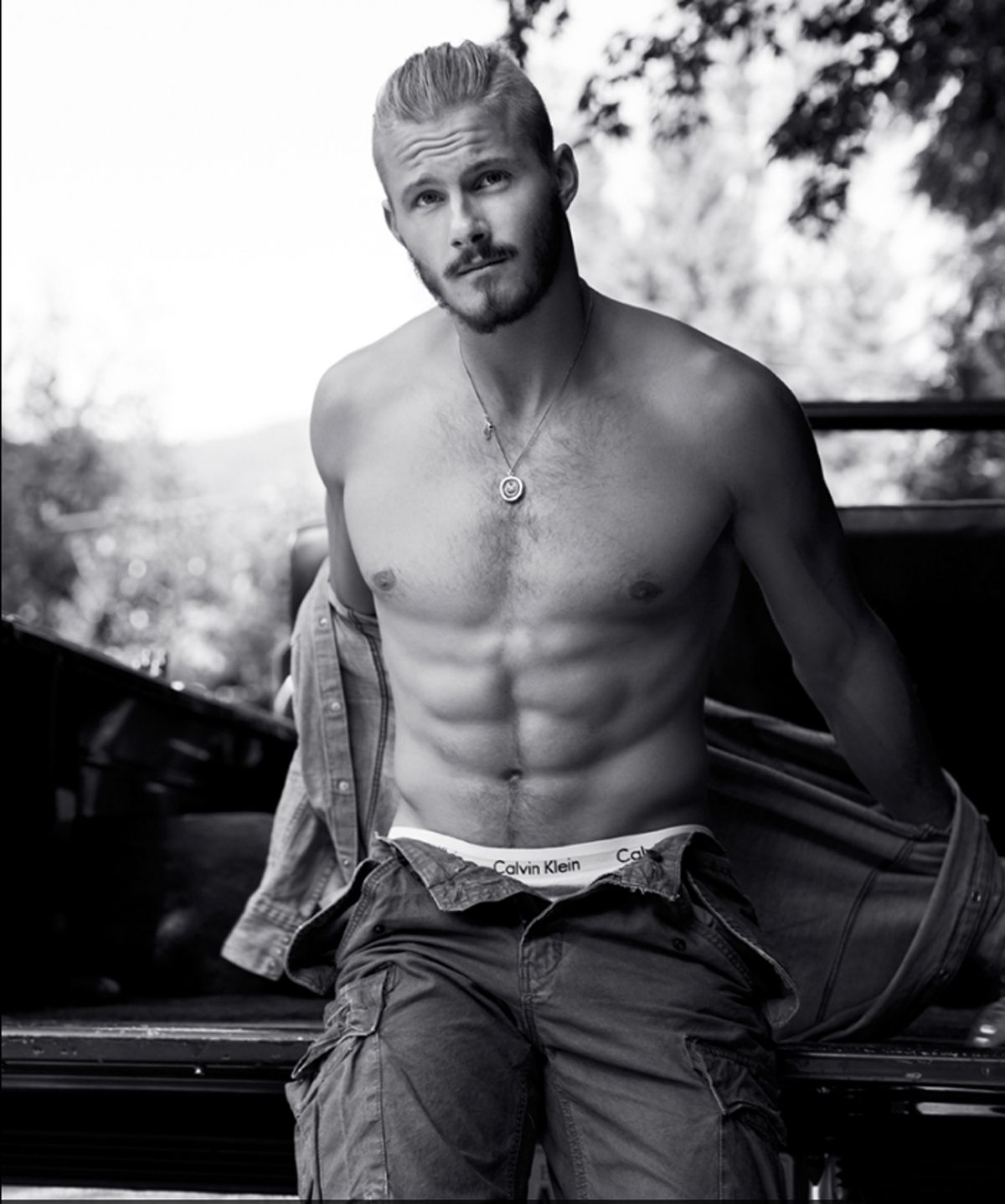 Alexander Ludwig Alexander Ludwig new images