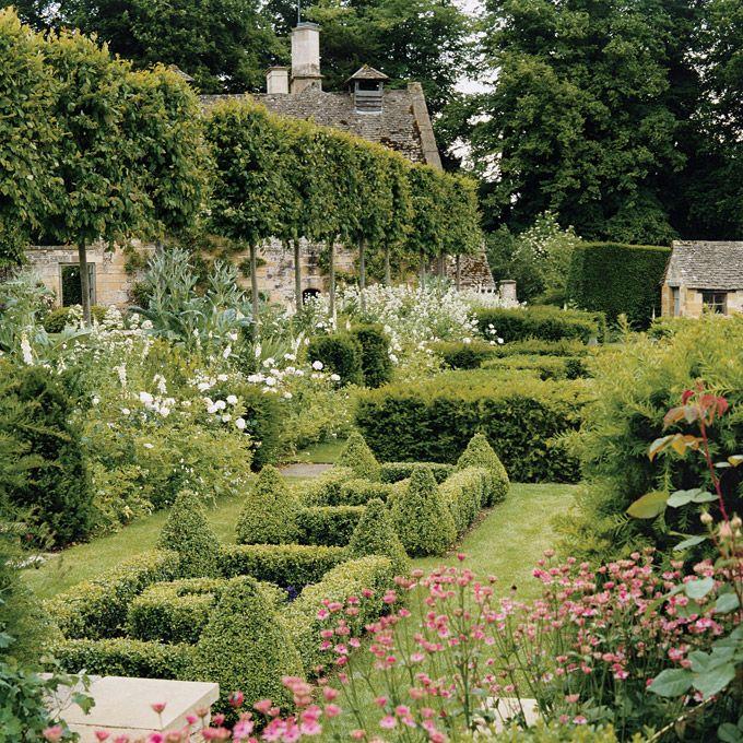How To Create A (modern) English Garden