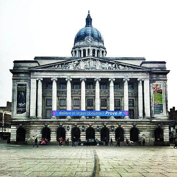 Nottingham - Find our Showroom here!! 1 Lawrence Street ...