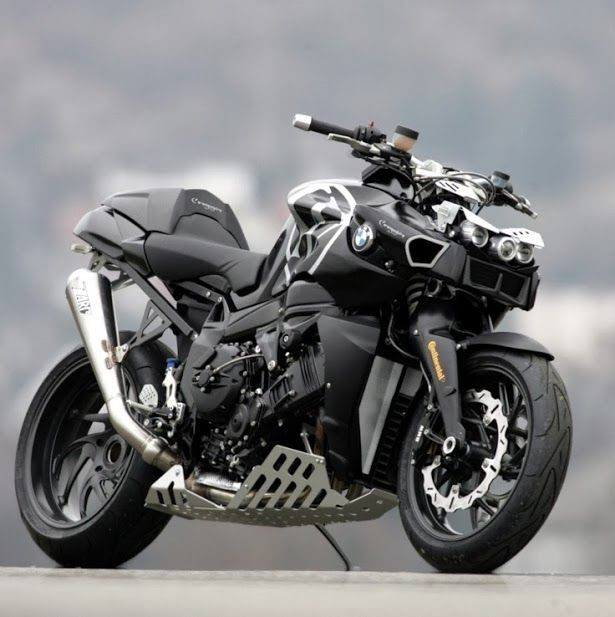 naked bmw motorbike zombie apocalypse bike motorcycle. Black Bedroom Furniture Sets. Home Design Ideas
