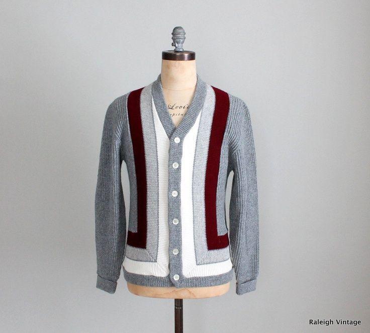 Mens Vintage Cardigan Sweaters Google Search Blazers Cardigans