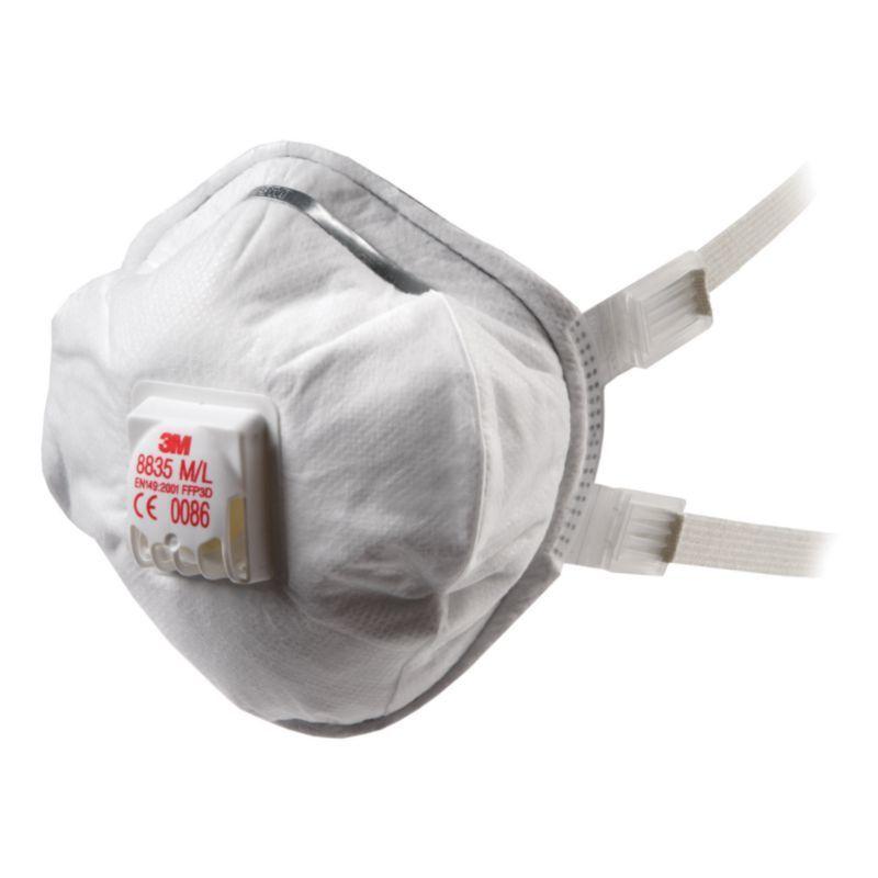 masque respiratoire 3m grippe