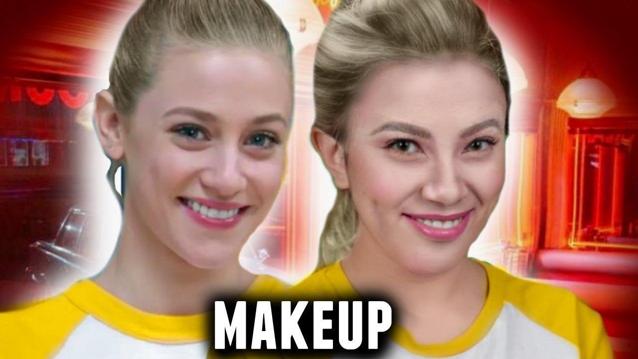 Betty Cooper Makeup Tutorial Riverdale Archie Halloween Costume