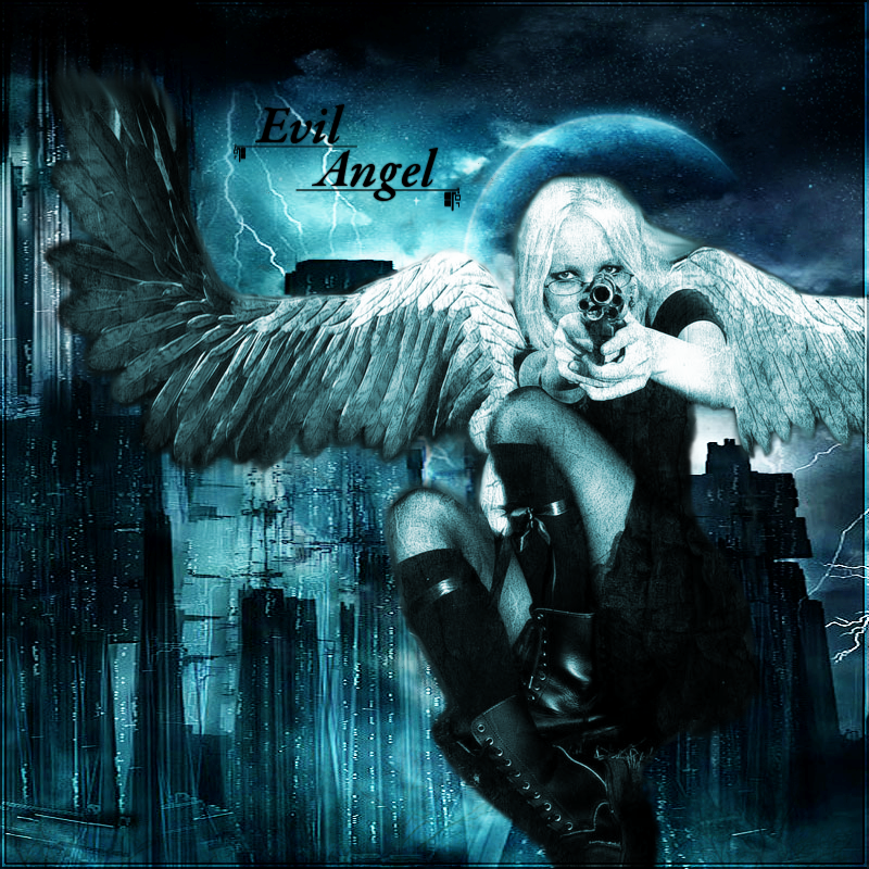 Evil Angel Wallpaper By Kyubidarkness On Deviantart Angel Wallpaper Evil Angel Wallpaper