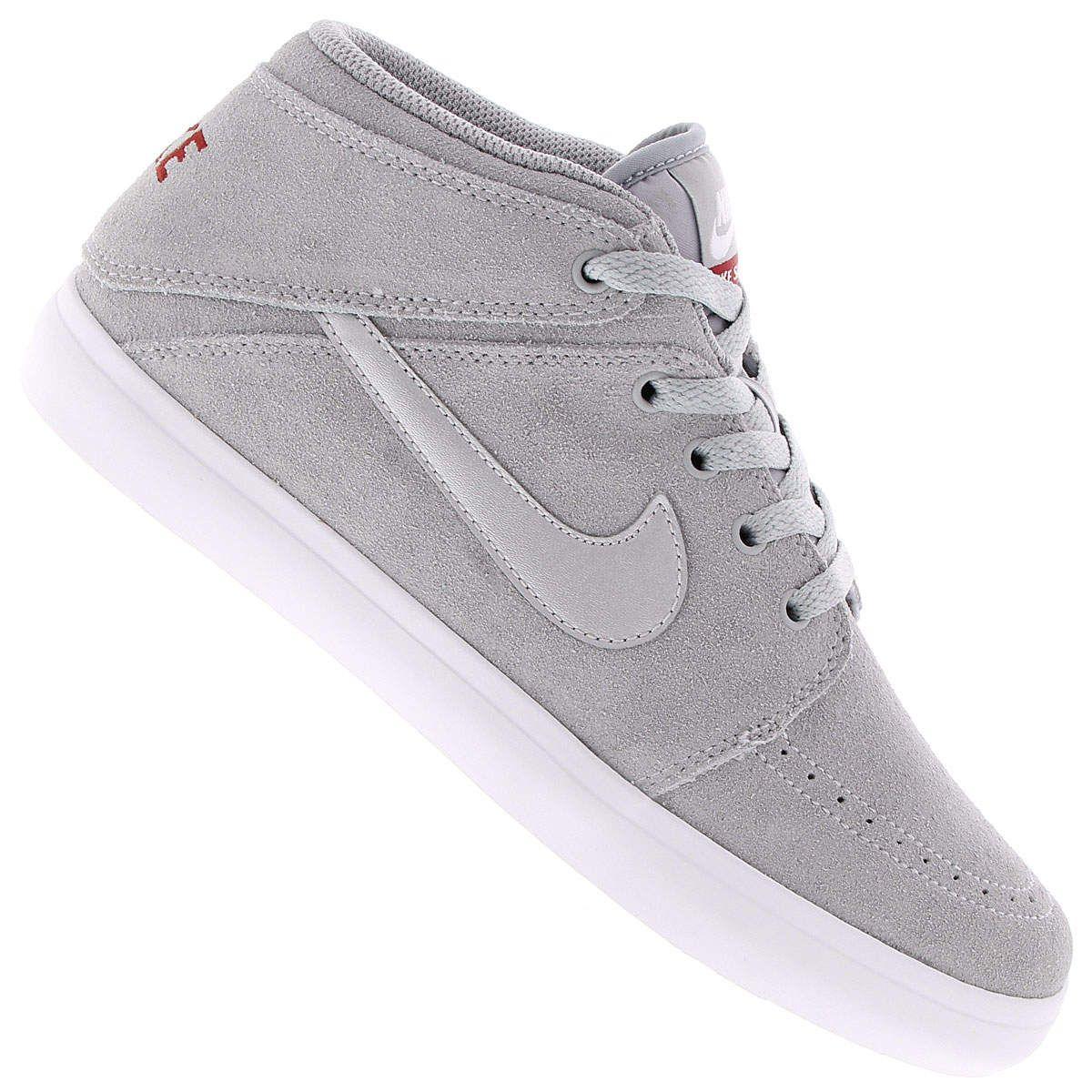 aa4d7d55d3a ... Centauro - Tênis Nike Suketo Mid Leather - Masculino . ...