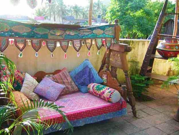 Boho Cot Canopy