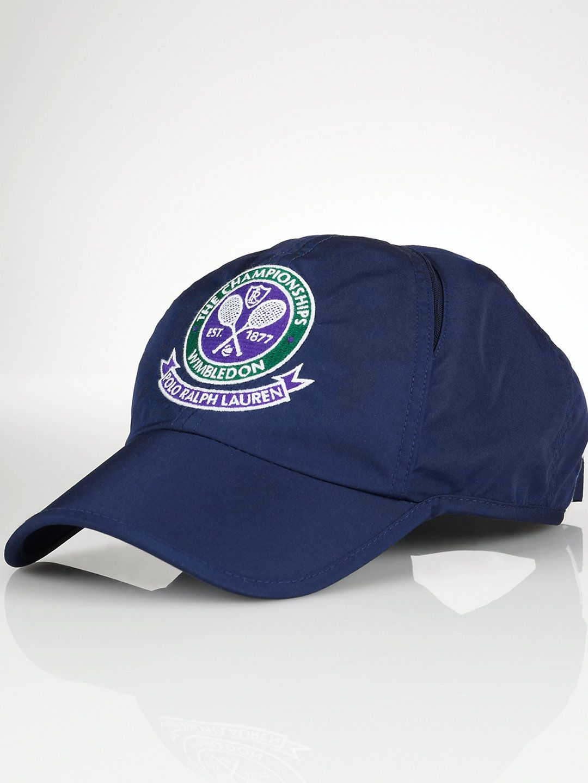 63ec9d5758ec1 Wimbledon Cross Court Hat - Hats Hats Scarves - RalphLauren.com