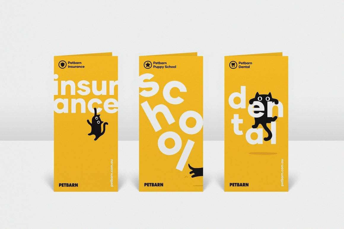 Petbarn Case Study Landor Identity Design Pet Branding Visual Identity