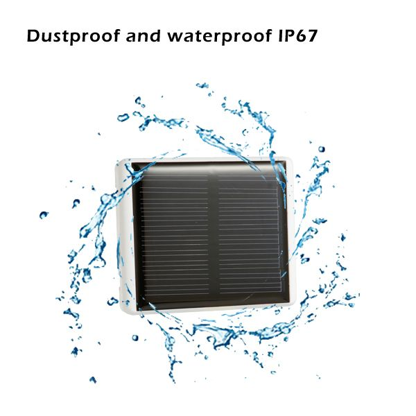 Waterproof Mini Cow Gps Tracker Solar Powered Animal Tracking System