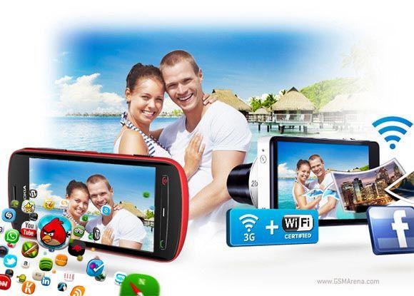 Nokia 808 PureView contra Samsung Galaxy Camera http://shar.es/4VWDH