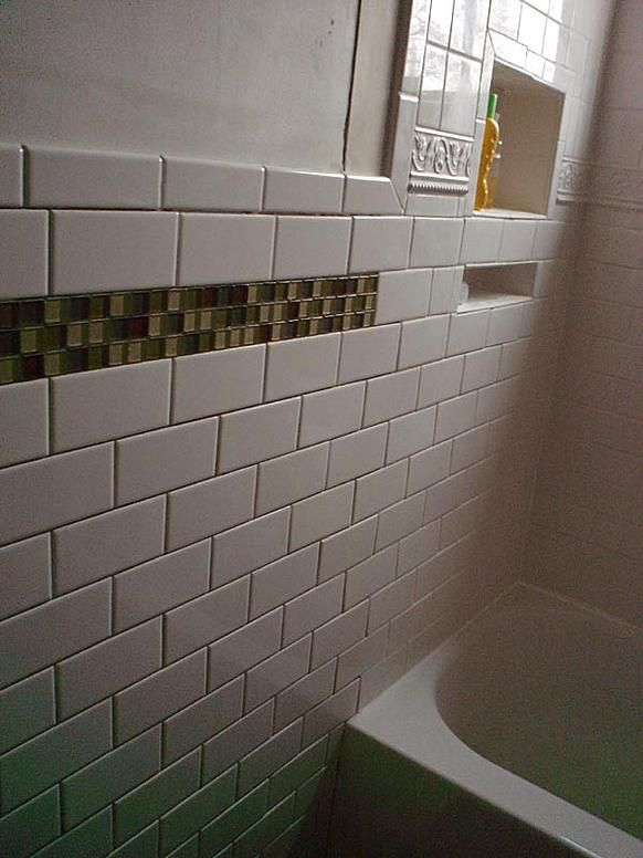 Shower Drywall Transition To Existing Walls Ceramic Tile Advice Forums John Bridge