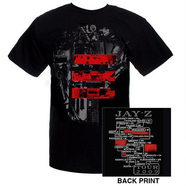 Jay z blueprint 3 studio event t shirt music t shirts jay z blueprint 3 studio event t shirt malvernweather Images