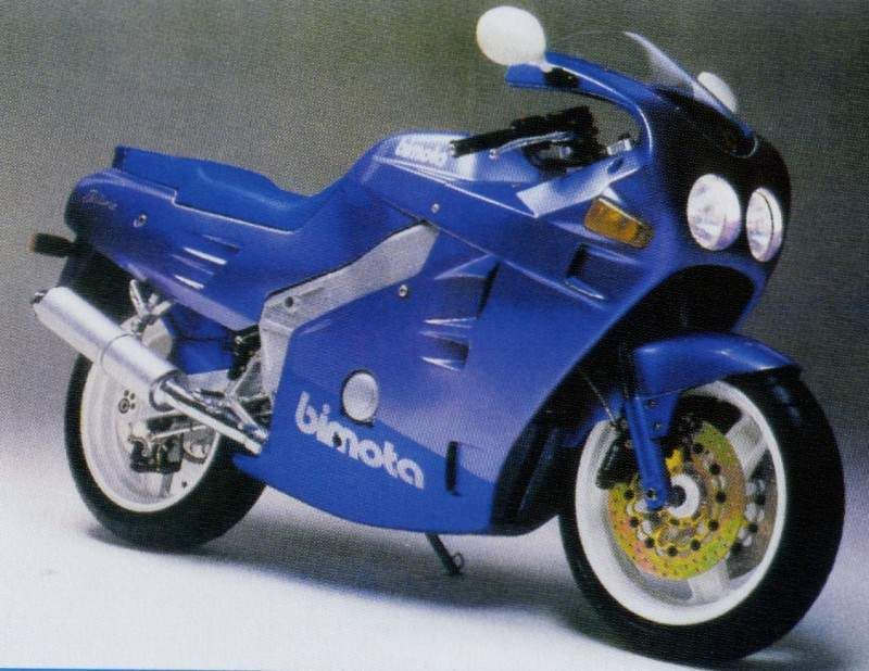YB9 Bellaria, 1989