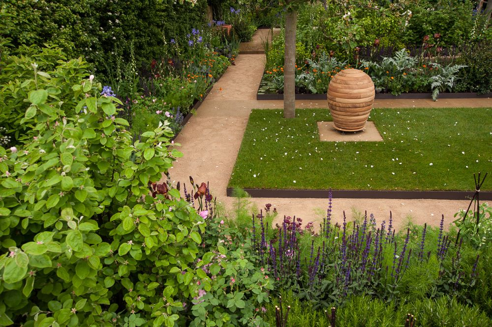 Homebase Garden Chelsea 2013 Designed By Adam Frost In Association With The  Alzheimers Society Designed To Encourage People To Be More Engaged With The  ...