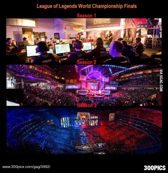 Warriors Imagine Dragons Hunger Games: The Growth Of League Of Legends - 300Pics
