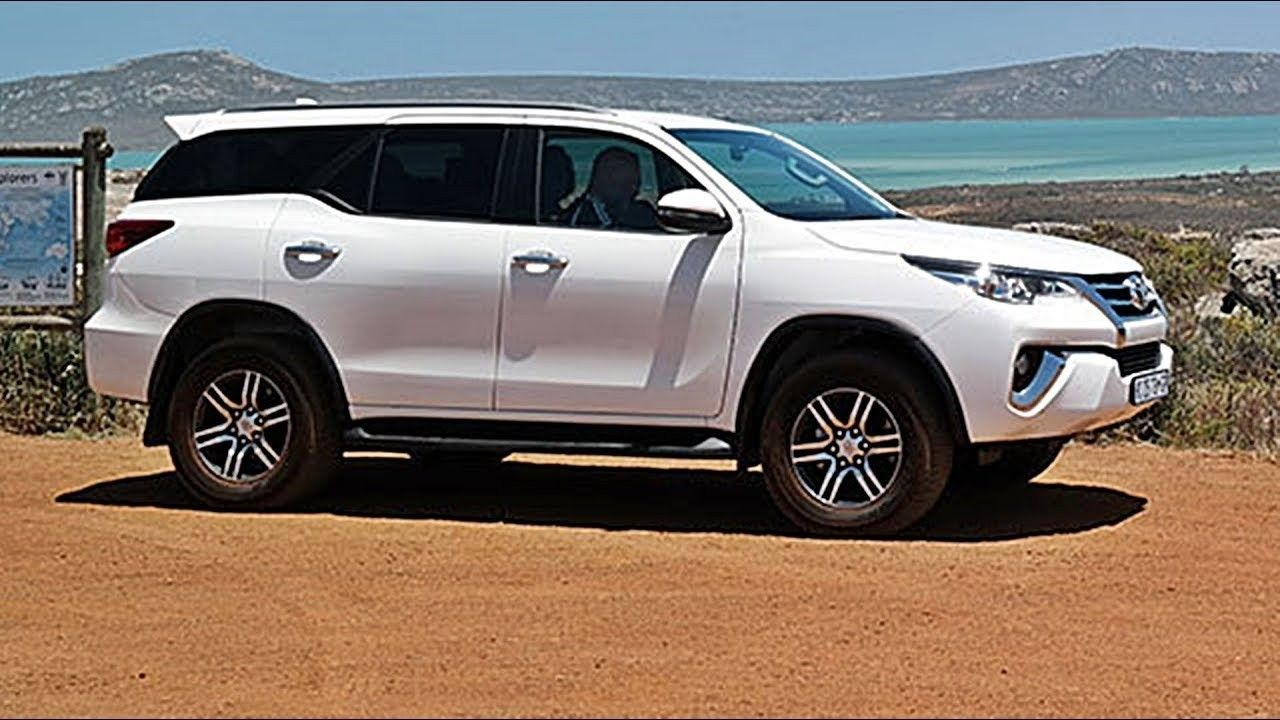 Toyota Fortuner 2019 Concept, Redesign And Review
