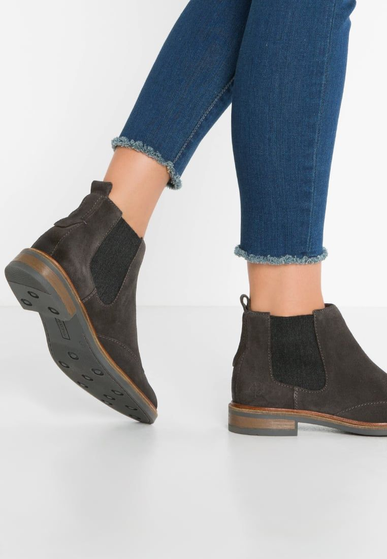 Marc O Polo Ankle Boot - dark grey - Zalando.de   Shoes   Pinterest ... b95b52d280
