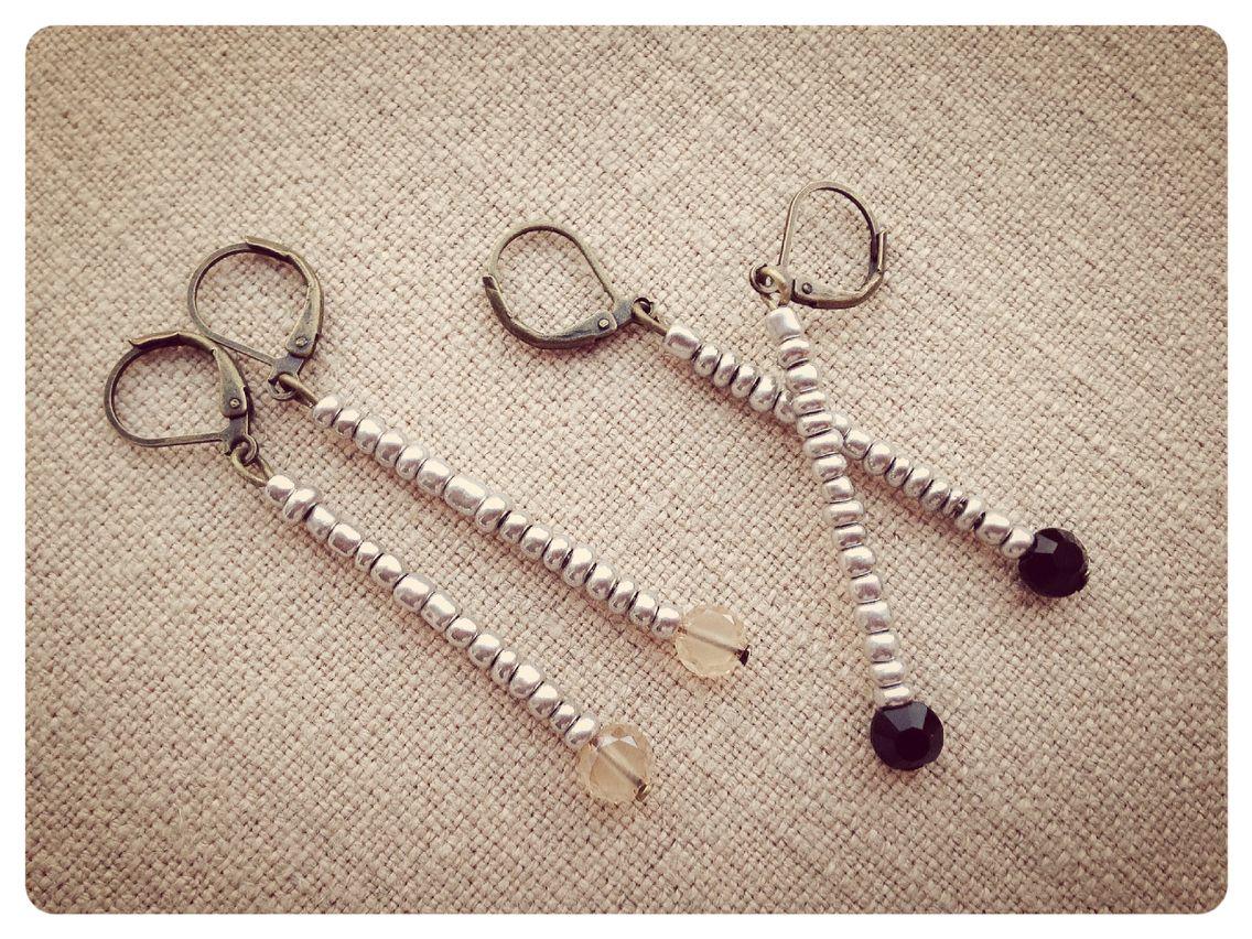 Matches ⭐️ fiammiferi #bijoux #orecchini #lacheccen