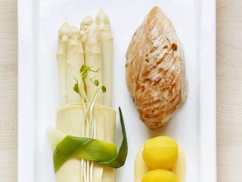 Recepten gezocht met: asperges - Libelle Lekker