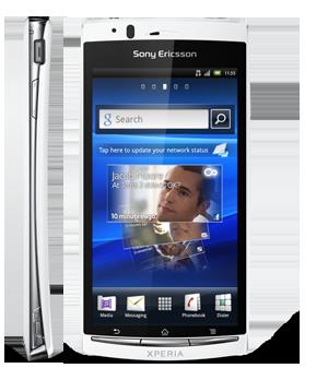 Da un vistazo a la galería de Xperia arc S para ver imágenes de este elegante y veloz teléfono inteligente de Sony Smartphones.
