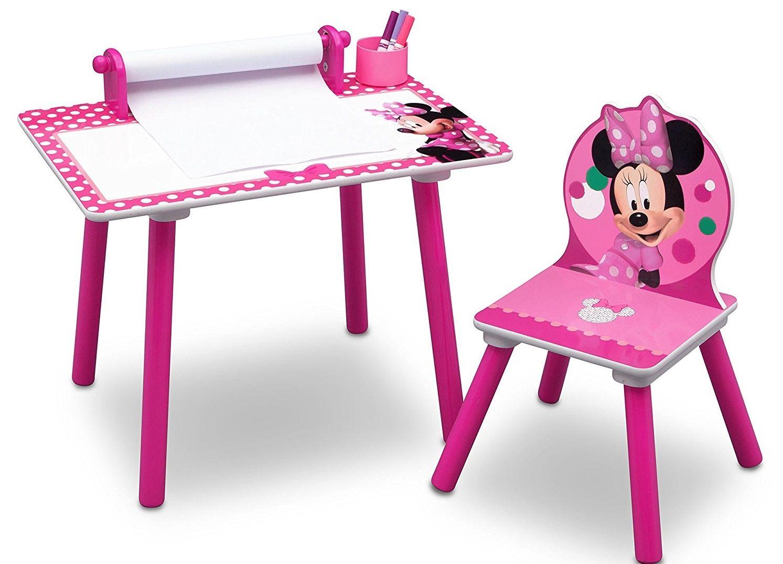 Mesa escritorio Minnie. Delta Children TT89563MN, IndalChess.com ...