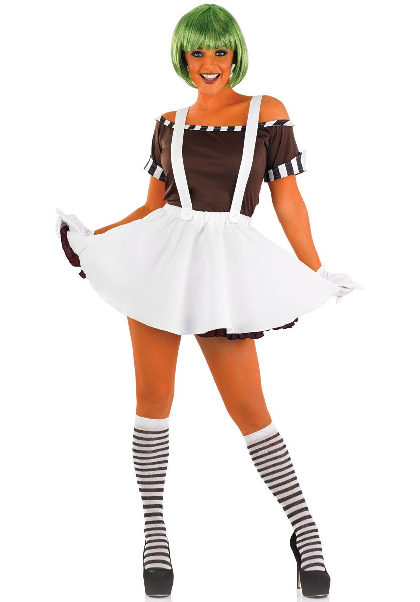 Sexy Factory Worker Costume Dress  sc 1 st  Pinterest & Sexy Factory Worker Costume Dress - Hollywood and TV costumes at ...