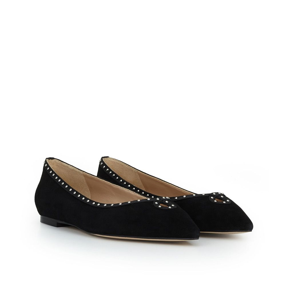 Discover the Rini Embellished Flat and
