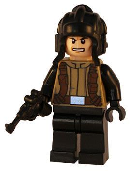 WW2 German In Spring Dot 44 Made With REAL LEGO® Minifigure Parts