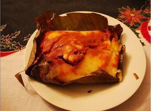 Tamales Colorados Guatemaltecos Guatemalan Recipes Guatemalan Tamales Salvadorian Food