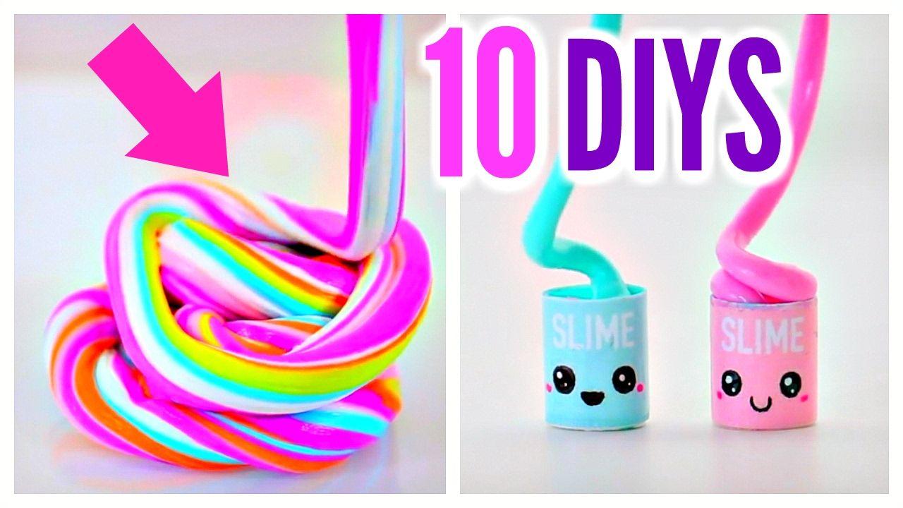 10 Best Diy Slime Videos: Butter Slime, Oddly Satisfying, Fluffy Soft Se