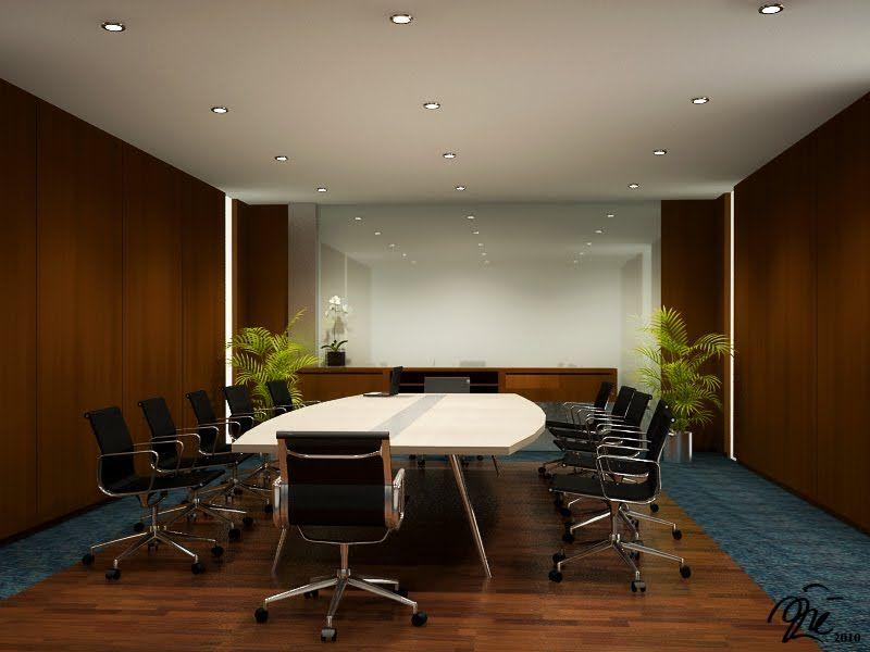 minimalist meeting room | Conference room design, Room, Room ...