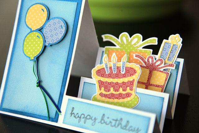 Cricut Workshop With Cathy June 2011 Cards Birthdays