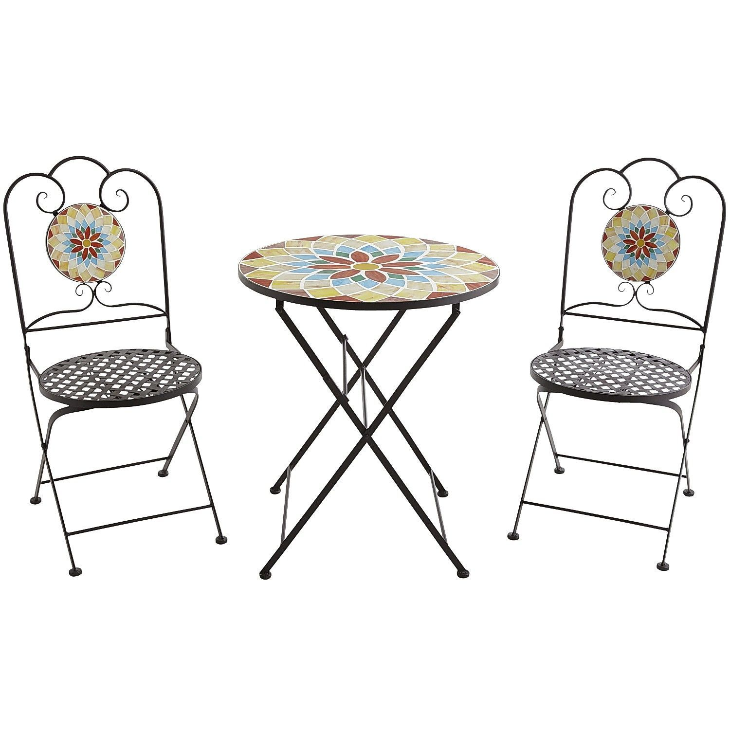 Madeira Bistro Set Pier 1 Imports Outdoor Patio Decor Bistro