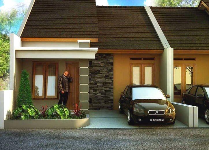 Warna Cat Rumah Minimalis Tampak Depan | Rumah minimalis ...