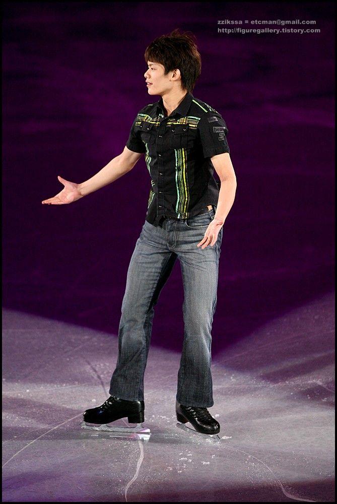 Takahiko KOZUKA (小塚崇彦) - Grand Prix of Figure Skating Final Gala Show :: 피겨스케이팅+아이스하키+레고+…