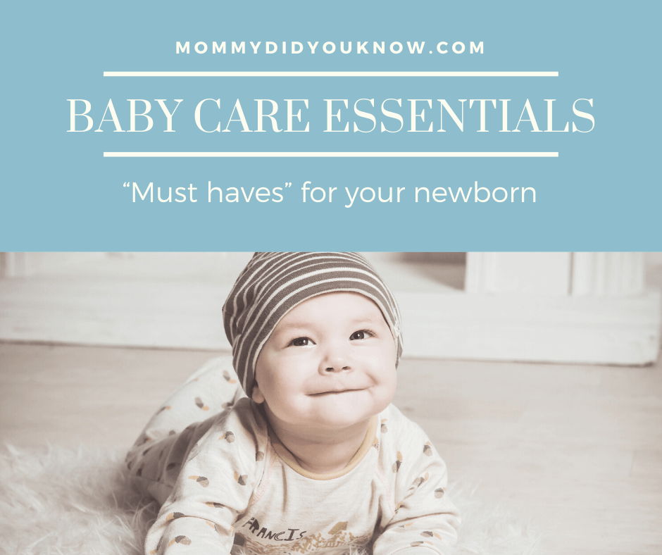 Rachel S Recommendations Baby Care Essentials Must Haves For Your Newborn The Baby Corner Baby Care Essentials Baby Care New Baby Products