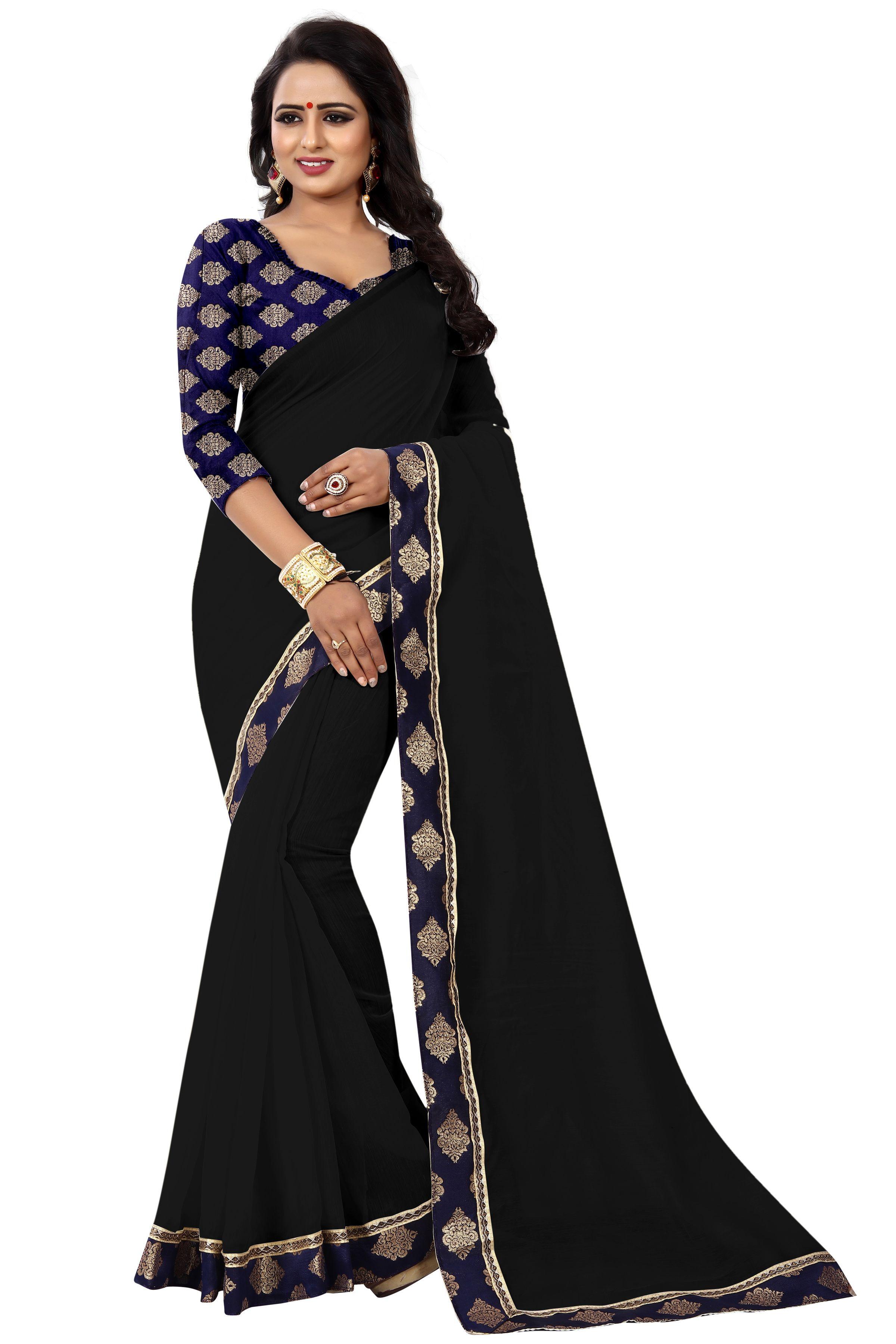 53e036db96b Chanderi Cotton Saree
