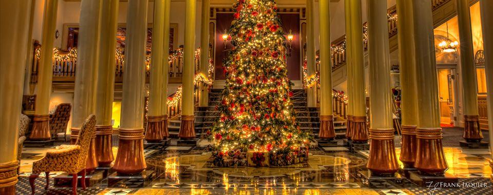 Twelve Days Of Christmas The Driskill Hotel Tree Lighting 12 4 Holiday Music On Wednesday Thursdays Thru 19 Afternoon Teas Weekends
