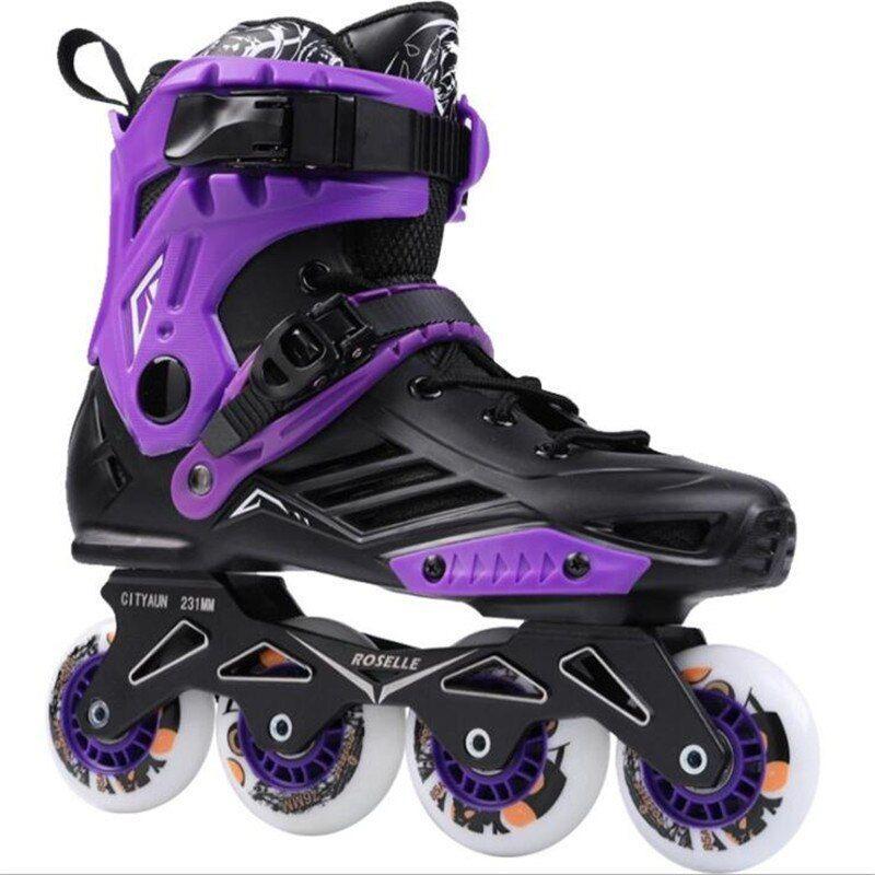Rollerblade Roller Skates Men Women Inline Skating Shoes High