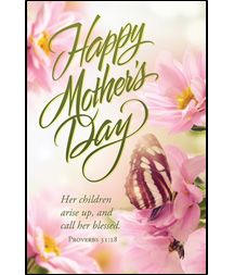 mother s day bulletin happy mother s day themed church bulletin
